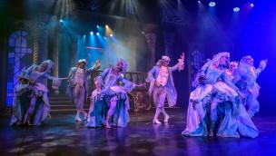"""Europa-Park-Musical """"Spook Me!"""" geht 2016 in seine 3. Saison – Vorführungen bis 1. November"""