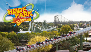 Heide Park am 20. August 2016 mit Events in Doppelpack: Pyro Games und Lange Sommernacht