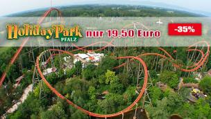 Holiday Park Tickets mit Gutschein - März 2015