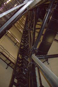 Kärnan Turm Innen - Hansa-Park