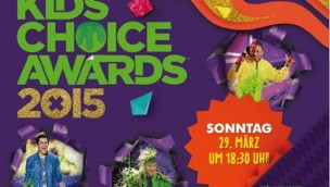 Kids Choice Awards 2015 – Party im Movie Park Germany am 29. März