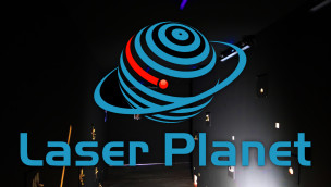 Laser-Planet im Rasti-Land