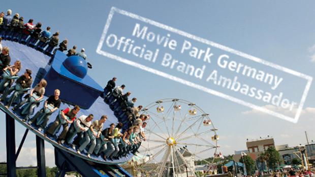 Movie Park Germany Markenbotschafter