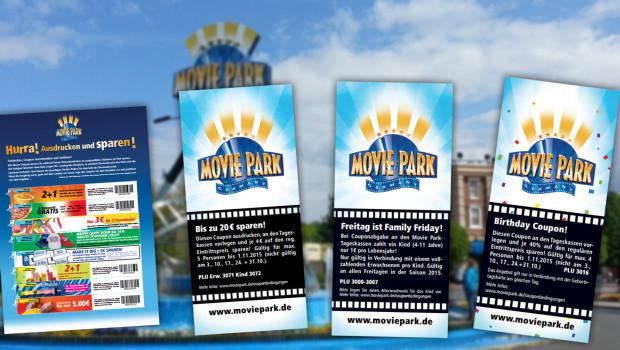 Movie Park Germany Gutscheine 2015