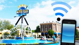 W-LAN im Movie Park Germany ab Saison 2015 flächendeckend verfügbar