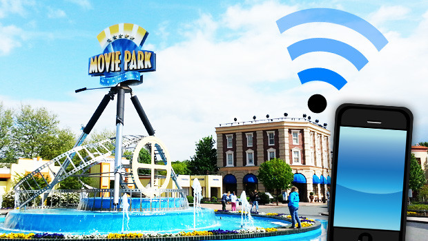 Movie Park Germany W-LAN