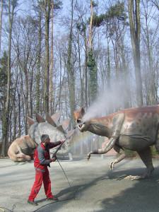 Saurierpark Kleinwelka Putz 2015
