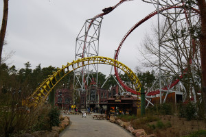 Sky Scream - Holiday Park Saisonstart 2015