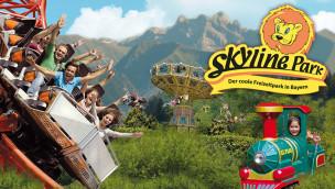 """Skyline Park lädt """"Winter-Geburtstagskinder"""" 2016 am 16. und 17. April zum kostenlosen Besuch ein"""