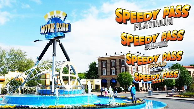 Movie Park Silver Pass