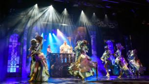 """Spook Me! The Europa-Park Musical"" geht 2015 in die Verlängerung"
