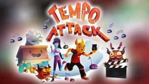 Walibi 4D-Film 2015 Tempo Attack