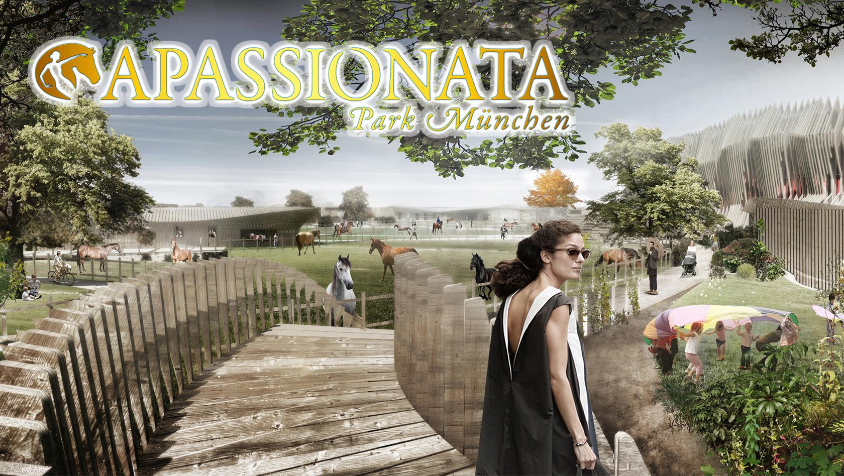 apassionata park so wird der pferde erlebnispark aussehen. Black Bedroom Furniture Sets. Home Design Ideas