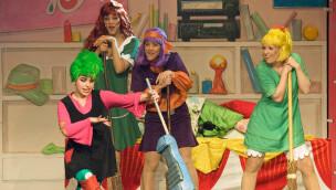 Bibi Blocksberg Musical im LEGOLAND Deutschland