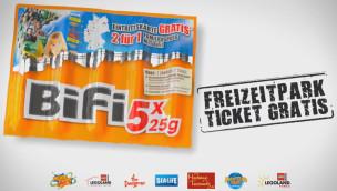 BiFi Freizeitpark-Ticket gratis 2015