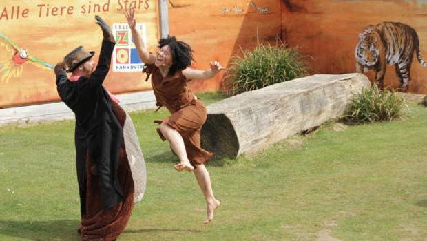 Das Dschungelbuch-Musical im Erlebnis-Zoo Hannover 2015
