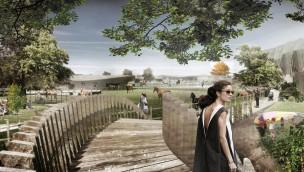 Equilaland München vormals Apassionata Park Rendering