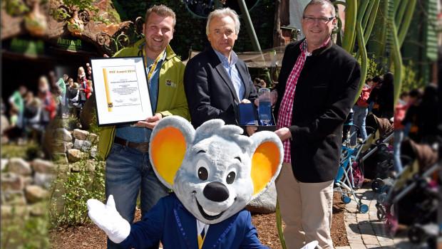Europa-Park FKF Award 2014 für Arthur