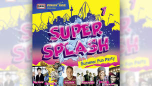 Europa-Park Musik-CD Super Splash 1
