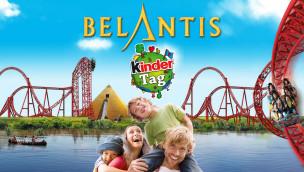 Ferrero kinderTag 2015 im Freizeitpark Belantis