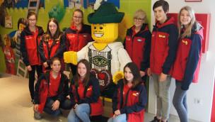 Girls' Day 2015 im LEGOLAND Deutschland gab Einblick in handwerkliche und technische Berufe