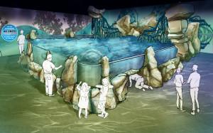 Hai Aufzuchtstation Sea Life Oberhausen Konzept