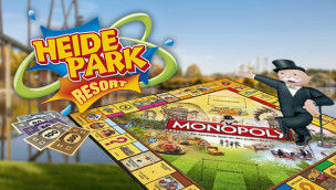 Heide Park Monopoly