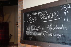 Karacho Wartebereich Thematisierung 1