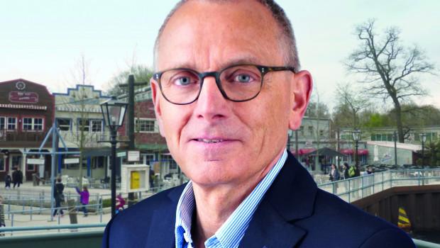 Klaus-Michael Machens - Präsident VDFU