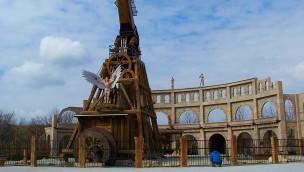"Neuheit 2015 ""Leonardos Flugmaschine"" im Familypark Neusiedlersee eröffnet"