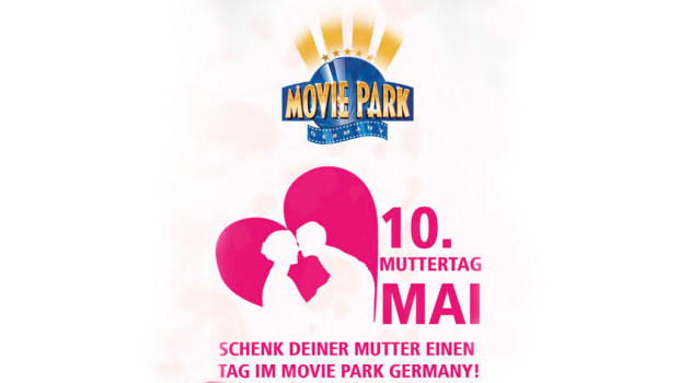 Movie Park Germany - Muttertag 2015 freier Eintritt