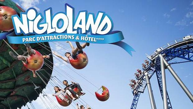 Nigloland Freizeitpark in Frankreich