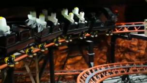 Freizeitpark Plohn - Miniwah-Achterbahn Testfahrten