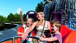 Fort Fun Abenteuerland am Muttertag 2015 kostenlos für Mütter