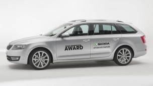 SKODA VIP-Shuttles fahren die Stars zum Radio Regenbogen Award 2015 im Europa-Park