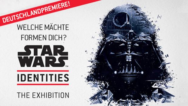 Star Wars identities Ausstellung