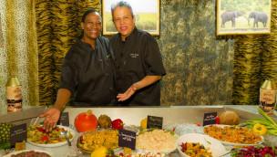 African Food Festival 2015 im Europa-Park vom 23. Mai bis 14. Juni