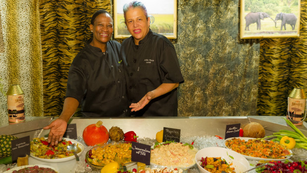 African Food Festival 2015 im Europa-Park
