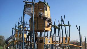 Bubenheimer Spieleland – Kletterpark eröffnet als Neuheit 2015 im Juni