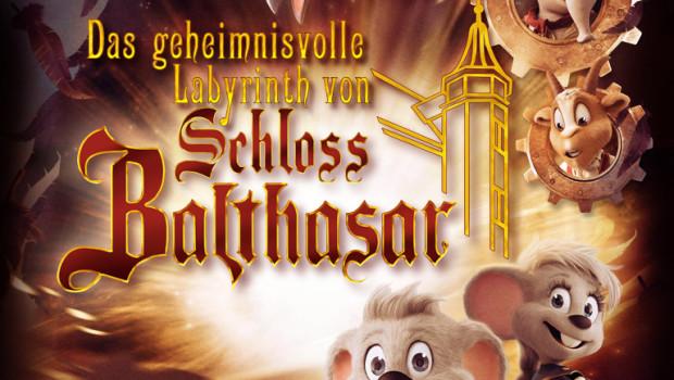 Das geheimnisvolle Labyrinth von Schloss Balthasar