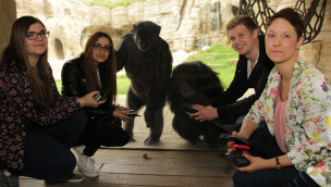 Erlebnis-Zoo Hannover Tag der Biodiversität 2015
