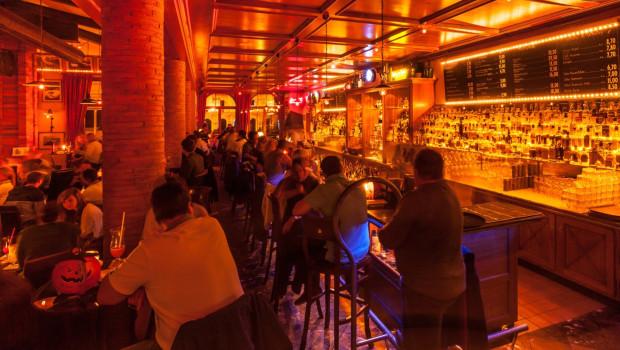 Europa-Park Hotel Colosseo Bar