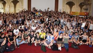 600 Jugendliche werden im Europa-Park für Freiwilligendienst belohnt