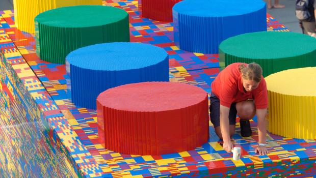 Größter LEGO-Stein der Welt