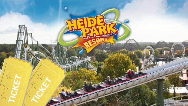 Heide Park Gutschein zum Ausdrucken von AOK 2015