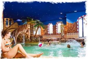 Heide Park Sultans Spaßbad