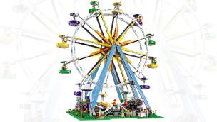 LEGO Riesenrad 10247 vorgestellt – LEGO Creator Expert-Modell erscheint am 1. Juni 2015