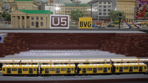 LEGOLAND Discovery Centre Berlin: Fertigstellung des Berliner Hauptbahnhofs verzögert sich