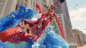 LEGOLAND TV-Spot - LEGO-Wasserwelle