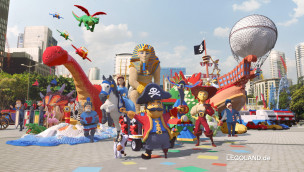 Merlin Entertainments plant zweiten LEGOLAND-Freizeitpark in China